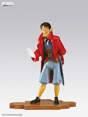 Régis Loisel – Peter Pan – « Captain Opikanoba China Lady Figurine Lead in