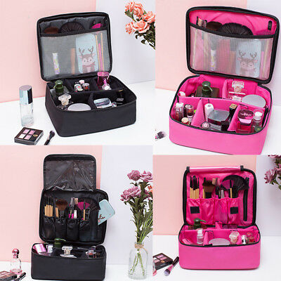 Women Cosmetic Make-up Bag Toiletry Washing Beauty Case Travel Pouch Holder HOT