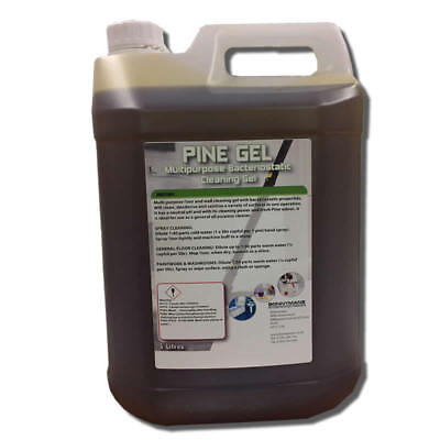 Pine Gel - Heavy Duty Floor Cleaner Maintainer - Super Concentrated