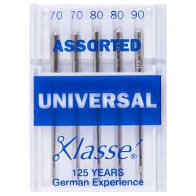 Klasse Machine Needles Universal Assorted