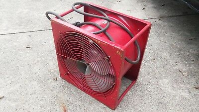 Supervac Smoke Ejector Fan 16""