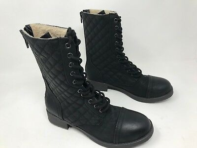 3b3208a28bd0 JOE BOXER WOMEN S Atlas Brown Quilted Mid-Calf Fashion Boot Size 10 ...