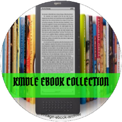 Kindle-E-book-Mobi-Collection-Action-Crime-Horror-Fantasy-Sci-Fi-Erotica-on-DVD