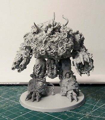 Leviathan Dreadnought Nurgle/ Dead Guard (Exclusive Hand made conversion)