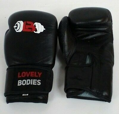 + Professional 12Oz Boxing Gloves Sparring Glove Training MMA Mitts 48:22