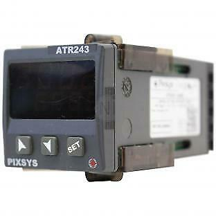 ATR243-31ABC 4 setpoint temperature controller, size 48x48mm, Outputs; relay/SSR