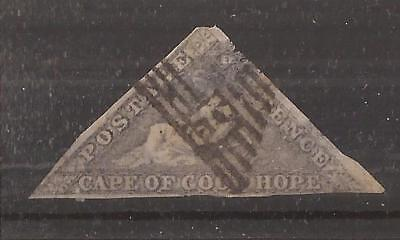 CAPE OF GOOD HOPE 6d TRIANGLE USED
