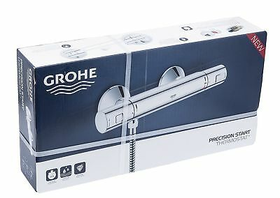GROHE  Precision Start Thermostat  34594000 Miscelatore termostatico per doccia