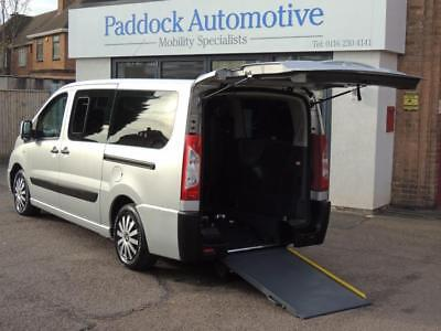 Expert 2.0 Hdi Leisure L2 LWB Disabled TWO Wheelchair Adapted Vehicle WAV