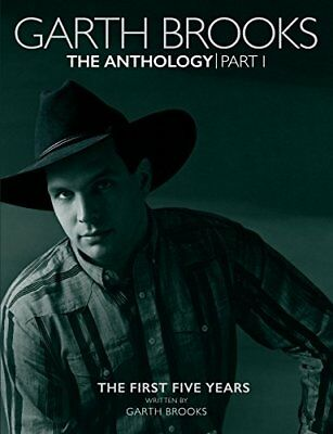 Garth Brooks - The Anthology Part 1 - Book and 5 CD Set