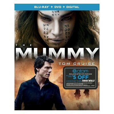 The Mummy (2017) (Blu-Ray + DVD)