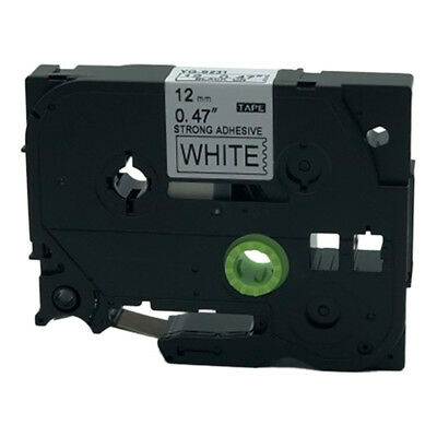 1PK Compatible for Brother P-Touch TZe TZ Label Tape Cartridge 12mm  TZe-S231