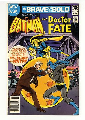 Brave and the Bold (1955) #156 VF/NM 9.0 Batman Doctor Fate Team-Up