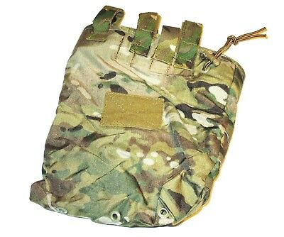 Eagle Industries Multicam Dump Pouch For Battle / War Belt Or Molle Carrier