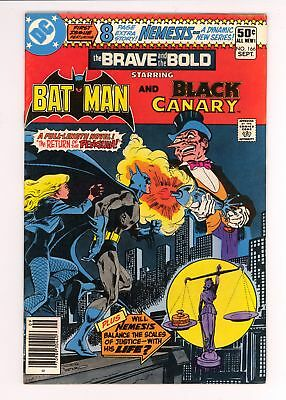Brave and the Bold (1955) #166 VF/NM 9.0 Batman First Appearance Nemesis