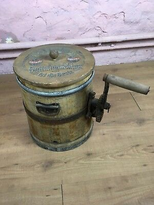Original Miele Butterfass Buttermaschiene 20s 30s