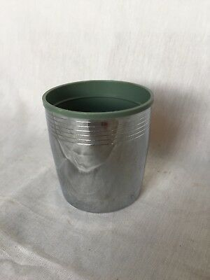 Vintage Aladdin Stanley Thermos Replacement Cup No. 100 From No. A-944DH 1 Quart