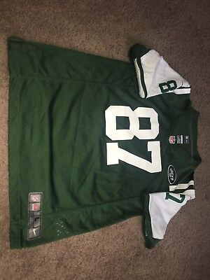 NEW YORK JETS Eric Decker Color Rush AUTHENTIC Jersey Size Large ... c1867ce30