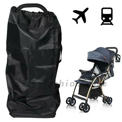 Waterproof Gate Check Pram Travel Bag for Umbrella Buggy /Pushchair Stroller AU