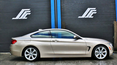 BMW 4 Series 435i 2014 BMW 435i Coupe Navigation Automatic 39K Miles Financing Available Trades