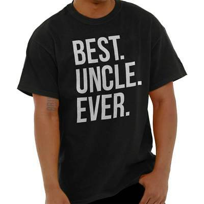 36e15bab6 My Uncle is the Best Ever Gift for Uncle from Niece & Nephew T Shirt Tee