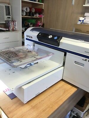 Epson F2000 Direct to Garment Printer