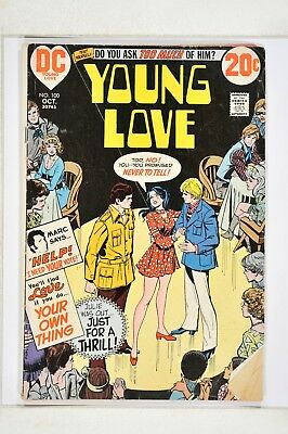 Young Love Comic - No. 100 - Oct 1972
