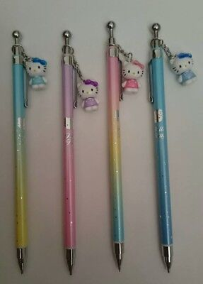 Hello kitty 0.5mm automatic pencil Set of 4