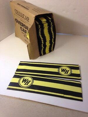 95 WAFFLE HOUSE Grill Operators Adjustable Paper Hat Brand New From Box