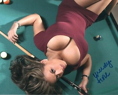 Wendy Fiore American Glamour Model Signed Photo #78A Exotic Photos Large Breasts