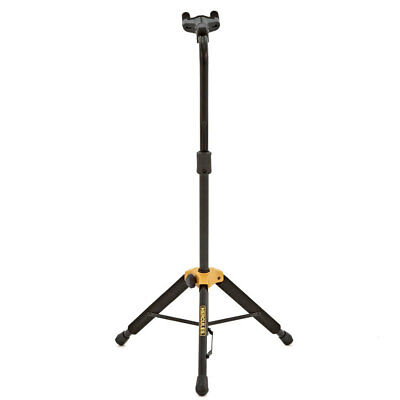 Hercules Auto Grib Acoustic/Electric/Bass Guitar Stand Holder w/ Neck Adjustment
