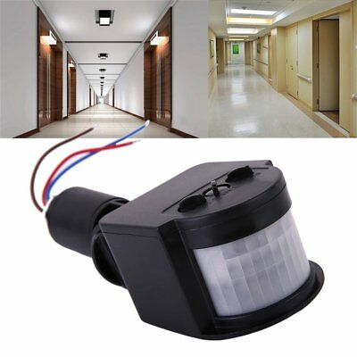 Hot! Outdoor 12M PIR12V/PIR85-265V Security PIR Infrared Motion Sensor Detecto A
