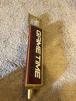 Budweiser Game Time Tap Handle