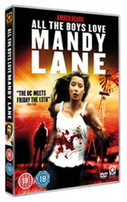 Amber Heard, Anson Mount-All the Boys Love Mandy  (UK IMPORT) DVD [REGION 2] NEW