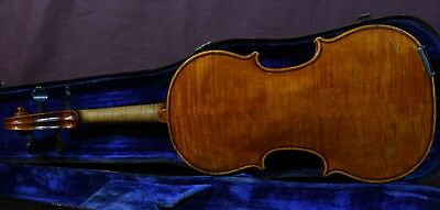 A Beautiful Old Vintage  Italian Violin ANSALDO POGGI 1926