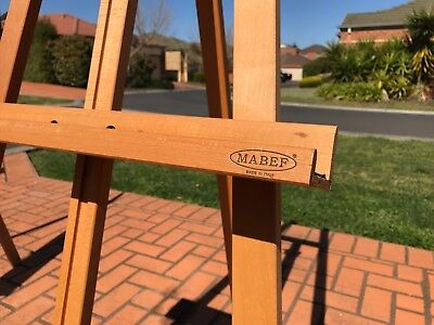 MABEF (Italian) Art Easel - Used - Good Condition - Large (A)