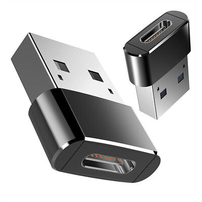 USB 3.0 (Type-A) Male to USB3.1 (Type-C)Female Converter Adapter Connector One