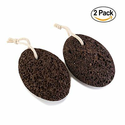 Natural Lava Pumice Stone For Foot Callus Pack Of 2 By Swisselite