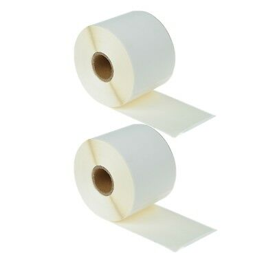 """2 Roll 300 Shipping Labels Permanent for DYMO LabelWriters 30256 2-5/16"""" x 4"""""""