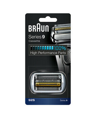 New Braun Series 9 92 S Cassette Shaver Replacement Part 92 S