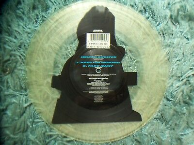 """Vow Wow - Helter Skelter - Keep On Moving - Fade Away - 10"""" -  Picture Disc - £8"""