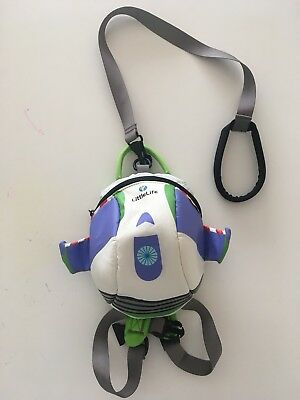 Buzz Lightyear Little Life Backpack With Reins