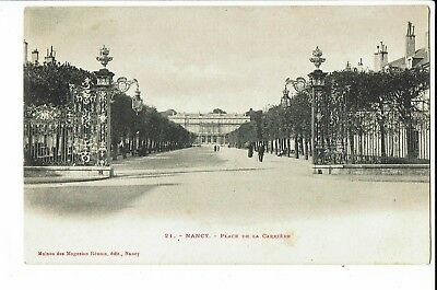CPA - Carte Postale -  FRANCE -  Nancy - Place de la Carrière  - S1276