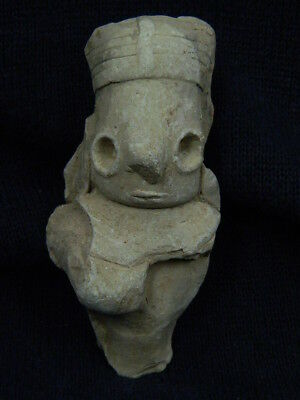 Ancient Teracotta Mother Goddess Bust Indus Valley 2000 BCNO RESERVE  #TR8211