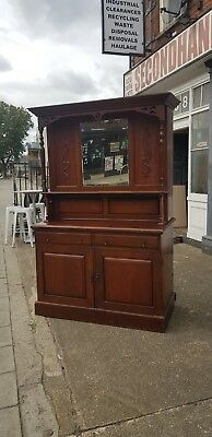 !!REDUCED REDUCED!!Victorian chiffonier solid mahogany