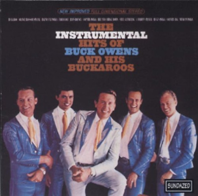 OWENS,BUCK-The Instrumental Hits Of Buck (US IMPORT) CD NEW