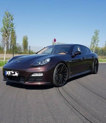Porsche Panamera 4S 970 VOLL 22 Zoll PDK Chrono Approved Sonderedition 25 years