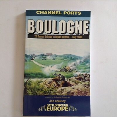 Channel Ports Boulogne - May 1940 by Jon Cooksey