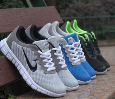 Uk Seller Venbu Mens And Boys Sports Trainers Running Gym Shoes Sizes 6-12