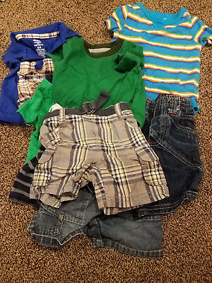 Baby 3-6 months Baby Clothes Boys Lot Summer